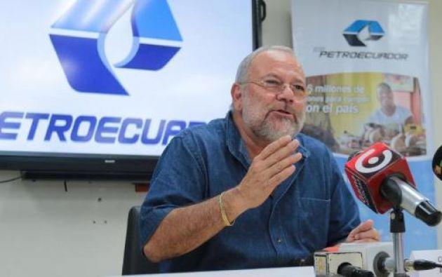 El 16 de octubre de 2016, Carlos Pareja Yannuzzelli, implicado en el caso Petroecuador, le habría enviado una carta al Presidente Rafael Correa. Foto: Archivo
