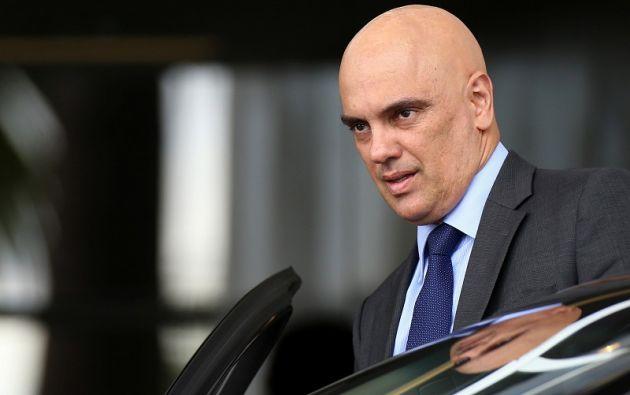 La nominación del ministro De Moraes deberá ser aprobada por la Comisión de Constitución y Justicia del Senado. Foto: REUTERS.