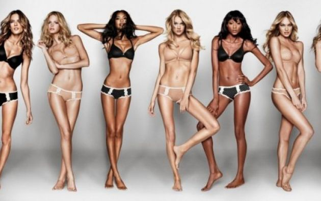 En Francia, la industria prohibió modelos extremadamente delgadas en las pasarelas. Foto: Agencias