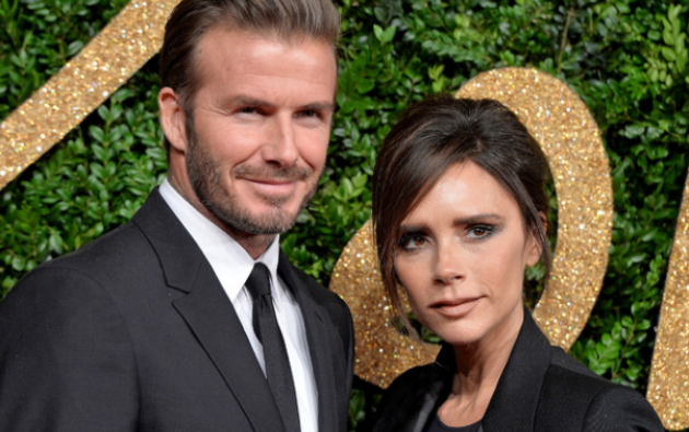 David Beckham y su esposa Victoria poseen un imperio valorado en $ 500 millones. Foto: Agencias