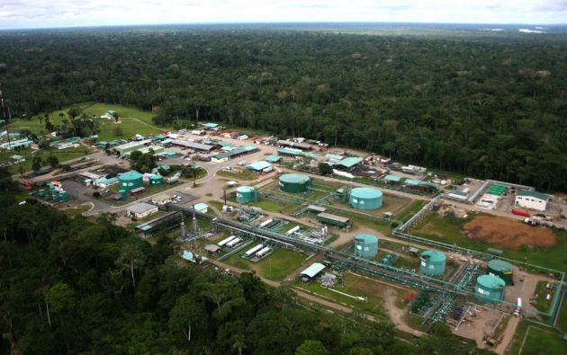 La petrolera Burlington mostró su inconformidad sobre la Ley 42 sobre la distribución de las ganancias. Foto: Flickr de Andes
