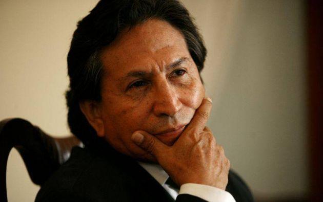 Toledo está acusado de recibir $ 20 millones en coimas para permitir una obra en Perú. Foto: Agencias