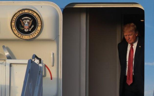 Durante la campaña Donald Trump había calculado que la construcción costaría entre $ 8.000 y 12.000 millones. Foto: AFP