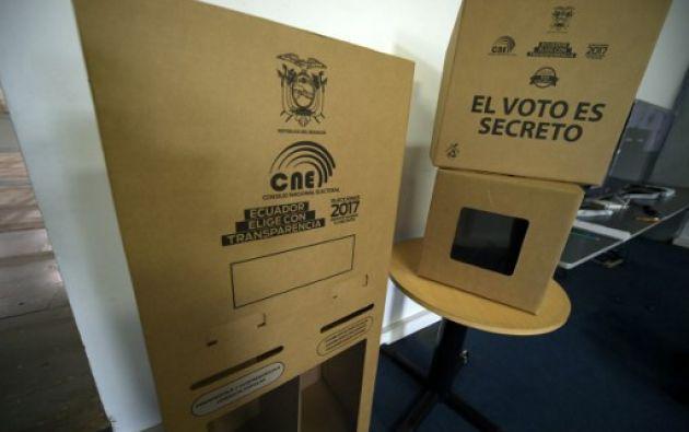 Más de 10 mil voluntarios realizaron el conteo rápido de Participación Ciudadana. Foto: Cortesía