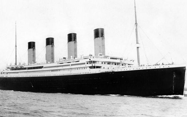 El barco que acudió al rescate no estaba preparado para asumir la gran cantidad de pasajeros fallecidos por el hundimiento del trasatlántico. Foto: wikipedia
