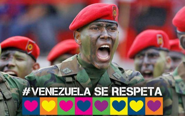Foto: Twitter / Cancillería Venezuela.