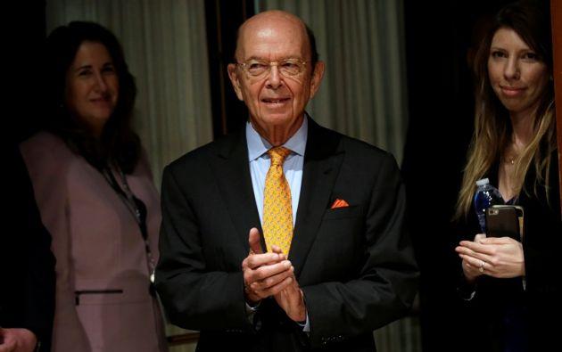 """""""La OMC es útil en cierta medida. Probablemente necesitamos alguna forma de arbitraje para tener comercio internacional"""", dijo Ross. Foto: REUTERS."""