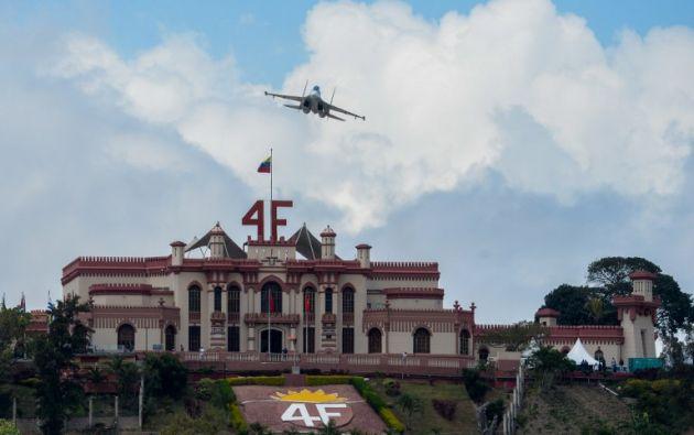 VENEZUELA.- Como parte del tributo, los presidentes de varios países instalaron en Caracas la XIV Cumbre de la Alba. Foto: AFP