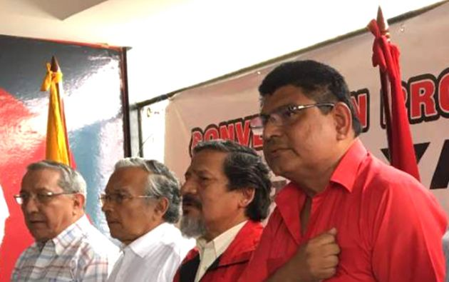 El Partido Socialista ve con buenos ojos el apoyo de Jairala de cara a la segunda vuelta. Foto: Archivo / Ecuavisa.
