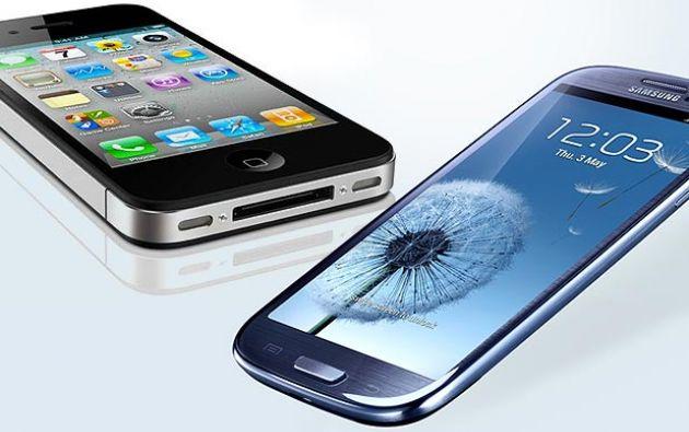 Samsung y Apple prometen proteger la privacidad de los usuarios y la seguridad de los dispositivos.   Foto: Internet.