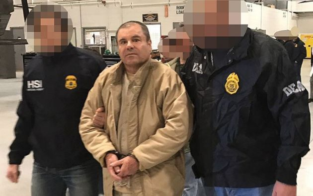 """La película de Sony competirá con otro proyecto cinematográfico de Hollywood relacionado con """"el Chapo"""", en este caso a cargo de Fox. Foto: Archivo / AFP."""