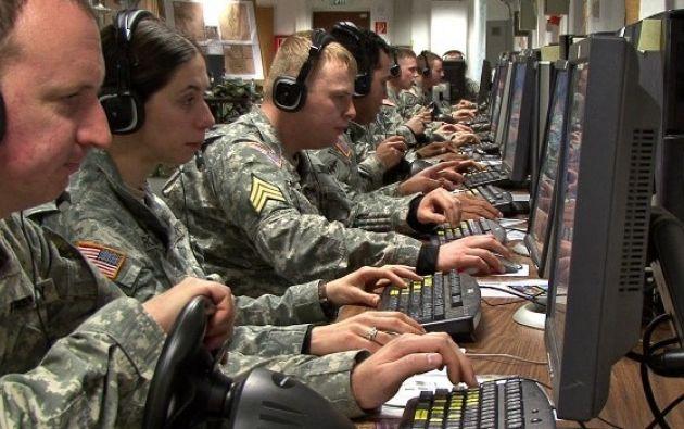 La CIA volvió a recordar hoy que tiene prohibido por ley realizar espionaje electrónico en territorio estadounidense. | Foto: The Chaser.