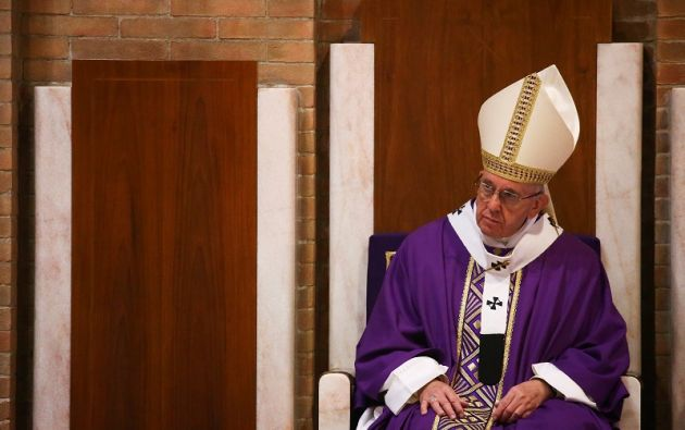 Jorge Bergoglio, nacido en Buenos Aires en 1936, cumple cuatro años en el pontificado. Foto: Reuters.
