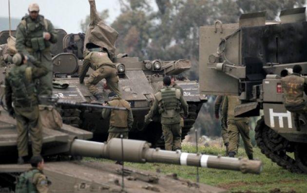 Estados Unidos combate contra los yihadistas en Siria.| Foto: AFP