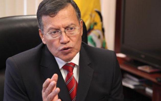 Pedro Merizalde renunció a la gerencia de Petroecuador el 20 de marzo del 2017. Foto: El Comercio.