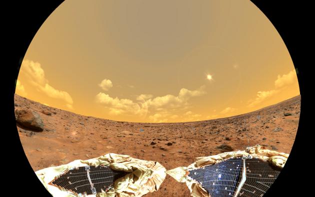La ley reafirma la importancia del programa Orio. | Foto: NASA.