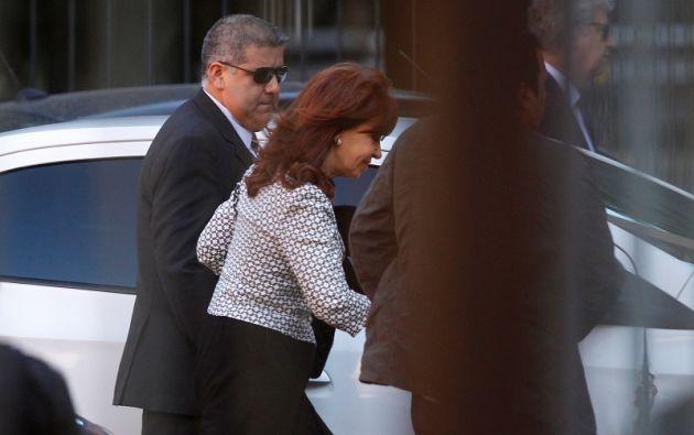 """La expresidenta está siendo procesada además por presunta corrupción en negocios inmobiliarios y por el supuesto """"direccionamiento"""" de obras públicas.  Foto: Reuters."""