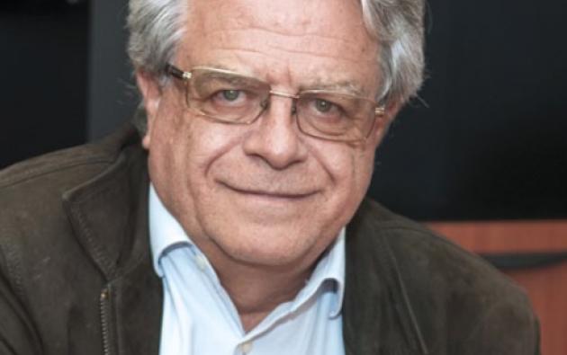 Carlos Larrea Maldonado es profesor de la Universidad Andina Simón Bolívar, es doctor en Pensamiento Social y Político. Foto: Segundo Espín