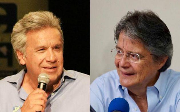 Guillermo Lasso, candidato por CREO se negó rotundamente a aceptar las imposiciones de esa organización para acudir al encuentro.