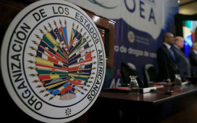 """La sesión del martes se ha convocado para """"considerar la situación en Venezuela"""", sin más precisión."""