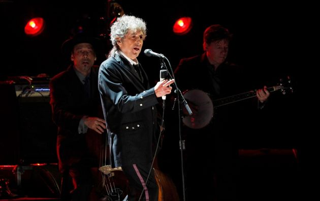 Estocolmo es la primera parada en la gira europea de Bob Dylan, de 75 años. Foto: Reuters.
