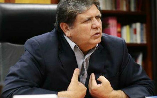 A García se le investigará por la presunta comisión de delitos contra la administración pública en la modalidad de tráfico de influencias. | Foto: Internet