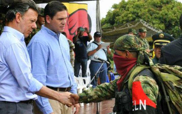 El próximo 3 de mayo se llevará a cabo en Quito, el segundo ciclo de negociaciones. | Foto: El Universal