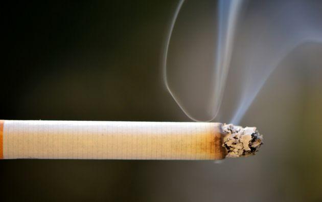 El tabaquismo provoca una de cada 10 muertes en el mundo. Foto referencial: Pixabay.