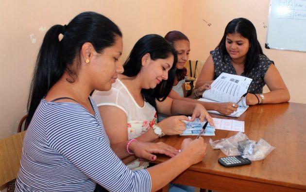 Según el CNE con el 99,75% de actas escrutadas, solo se presentaron 835 reclamaciones de entre 41.042 Juntas Receptoras del Voto. Foto: TW del CNE