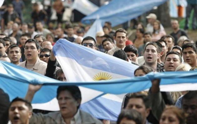 La inflación, que según consultoras llegó a 40% en 2016, evaporó el poder adquisitivo del salario. Foto: Argentina Municipal