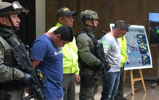 Foto: Twitter / Policía de Colombia.