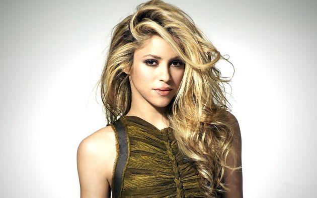 Shakira, casada con el futbolista colombiano Piqué, ha sido suceso mundial con su tema Chantaje. Foto: Agencias