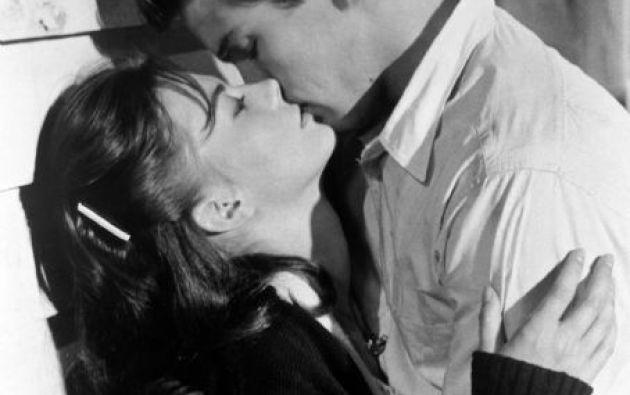 ESPLENDOR EN LA HIERBA (1961). Natalie Wood y Warren Beatty se dieron el primer beso con lengua en una película de Hollywood. Foto: Internet