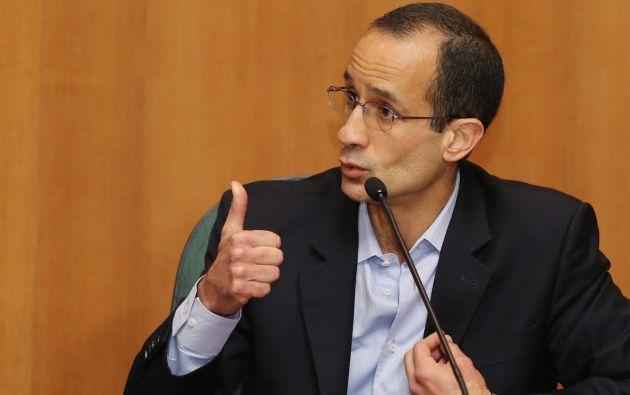 """""""Estimo que tres cuartas partes de las campañas (electorales) en todo Brasil eran de caja 'B'"""", afirmó Marcelo Odebrecht. Foto: Archivo"""