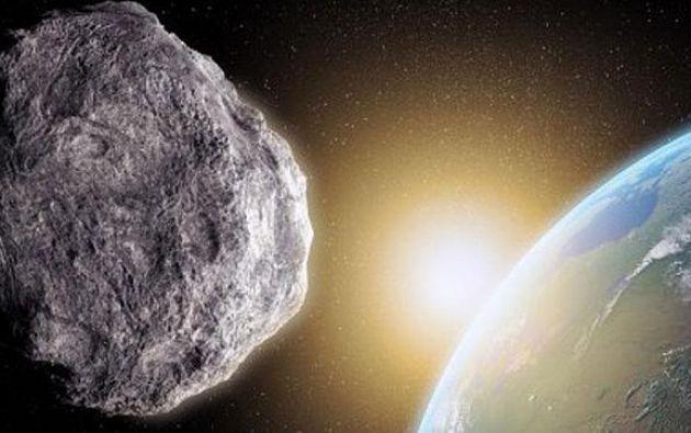La última vez que el 2014-JO25 visitó la Tierra fue hace 400 años.| Foto: Internet