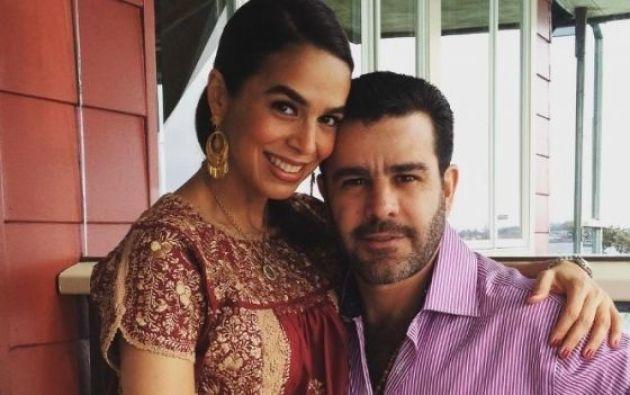 Eduardo Capetillo como su esposa Bibi Gaytán están alejados del mundo del espectáculo, Foto: Instagram Vivi Gaitán