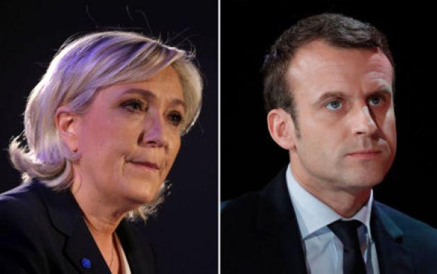 Los comicios del domingo se anuncian como los más reñidos de la historia reciente de Francia, con una carrera extremadamente ajustada entre cuatro candidatos.