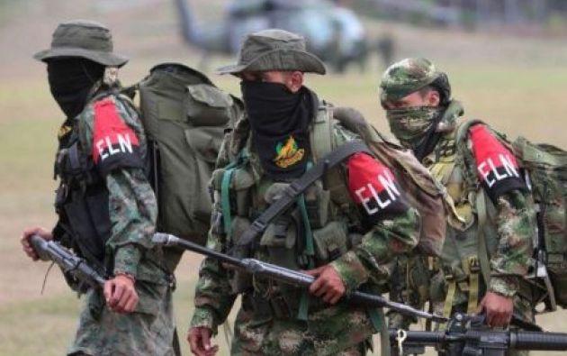 El ELN es la única guerrilla activa en Colombia.| Foto: Telesur