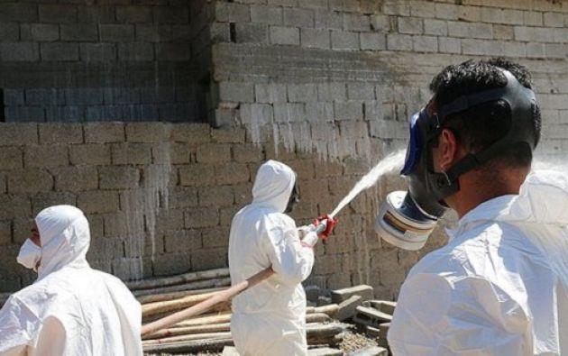 El ataque perpetrado el 4 de abril contra la localidad de Jan Sheijun acabó con la vida de 87 personas.| Foto: Internet