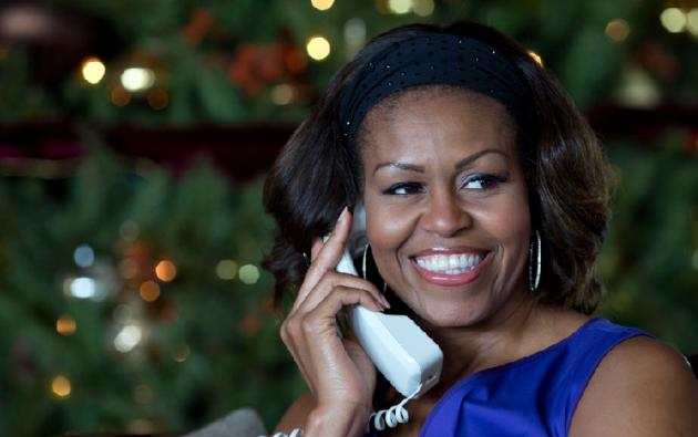 """Tras señalar que se siente """"lejos"""" de su vida anterior, precisó que """"realmente no ha pasado tanto tiempo"""". Foto: Obama White House Archives."""