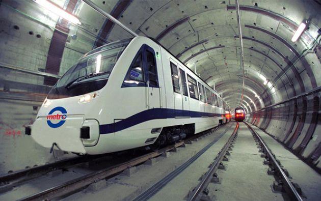 La obra del metro de Quito, cuyo proyecto abarca 22 kilómetros de túnel y 15 estaciones, fue adjudicada al consorcio hispano-brasileño en 2015. Foto: Municipio de Quito