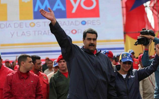 """El presidente de Venezuela, Nicolás Maduro, convocó este lunes a una Constituyente """"popular"""" para redactar una nueva Carta Magna."""
