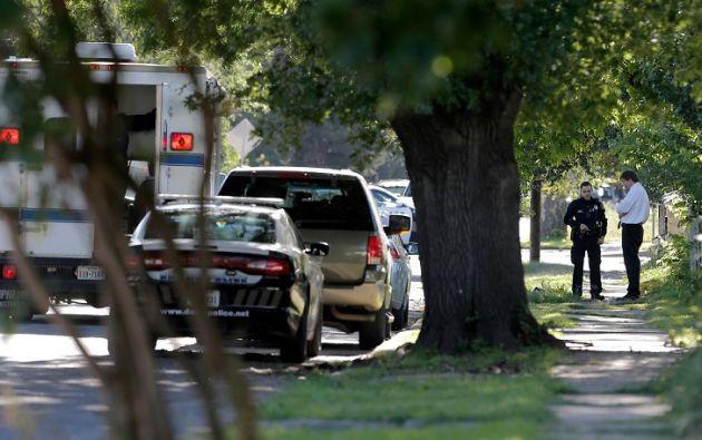 Hasta el momento se desconoce si las personas implicadas en el tiroteo eran alumnos o profesores. | Foto: Reuters.
