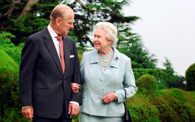 Felipe de Edimburgo e Isabel II se casaron hace casi 70 años, y cinco antes del ascenso al trono de la reina.| Foto: Reuters.