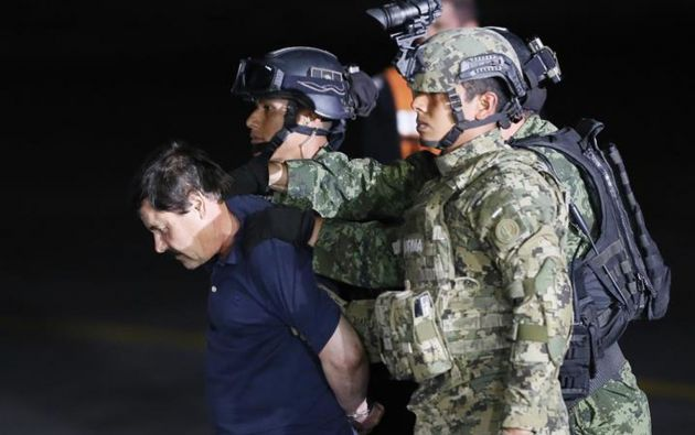 Un juez de EE.UU. no aceptó transferir al Chapo Guzmán a una cárcel con otros presos. Foto: Tomado de El Español