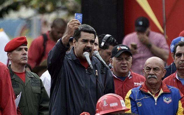 El poder electoral venezolano dio el miércoles su aval al Gobierno para convocar a la elección de los miembros de una Asamblea Constituyente.| Foto: Sputnik News