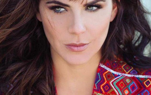 La actriz precisó que ahora ve radiante y más guapo que nunca a Maluma.| Foto: Instagram Ma. Fernanda Yepes.