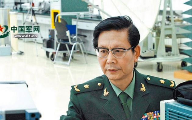 El científico chino comenzó su investigación sobre la incidencia de la electricidad estática en el cuerpo humano en 1983. Foto: Archivo / PLA Daily.