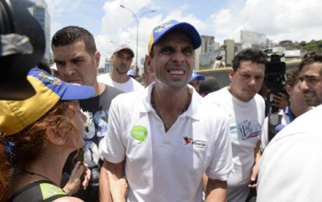 Desde hace más de un mes en Venezuela han surgido una serie de manifestaciones en contra y a favor del Gobierno. Foto: AFP