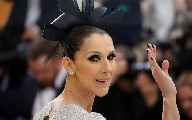 Dion abordará la canción en la gala que tendrá lugar el 21 de mayo en el estadio T-Mobile de Las Vegas (EE.UU.). | Foto: Reuters.